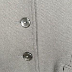 Escada Jackets & Coats - Escada lace up blazer